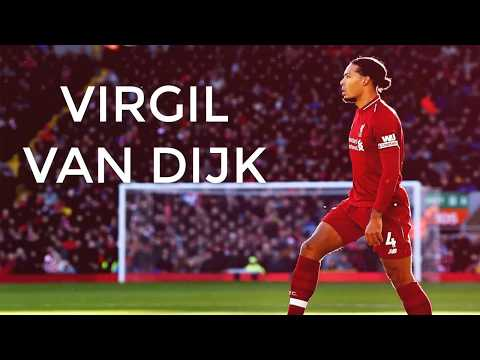 The Virgil Van Dijk Song - With Lyrics