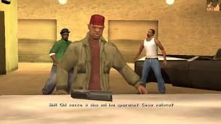 Sesta parte di GTA: San Andreas Dopo che la Polizia gli ha confiscato le armi, CJ e i suoi compagni hanno bisogno di armi,...