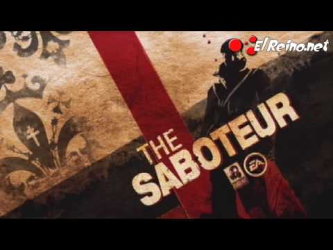 The Saboteur Playstation 3