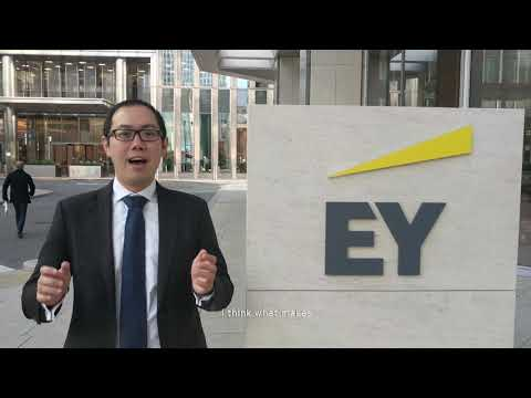 EY Graduate - FSO - Technology Consulting - Data & Analytics