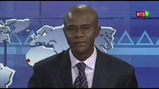 Souleymane Sokome: Mondialisation en Afrique. RTS journal TV Sénégal
