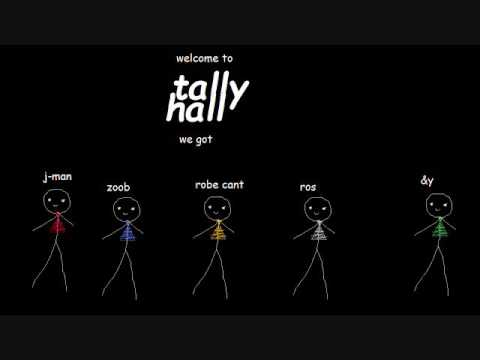 Tally Hall - Welcome To Tally Hall converted to MIDI