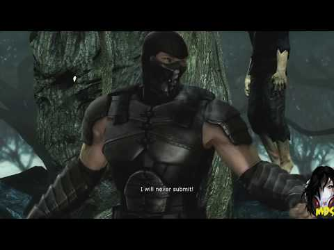 Mortal Kombat Movie 2014 (Video Game Movie MK9 HD