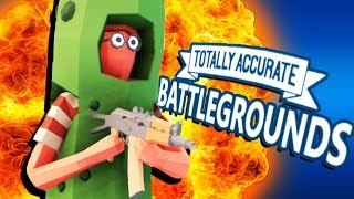 PICKLE BLITZ vs THE WORLD! - Totally Accurate Battlegrounds! - TABG Gameplay