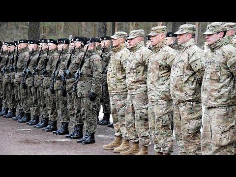 Ρωσία: «Απειλή για την ασφάλειά μας η ανάπτυξη ΝΑΤΟϊκών στρατευμάτων»