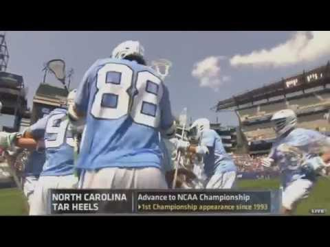 Highlights: Tar Heels Down Loyola 18-13 (D-I Men)