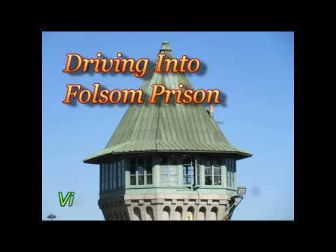 Driving Into Folsom Prison - Visitor Center