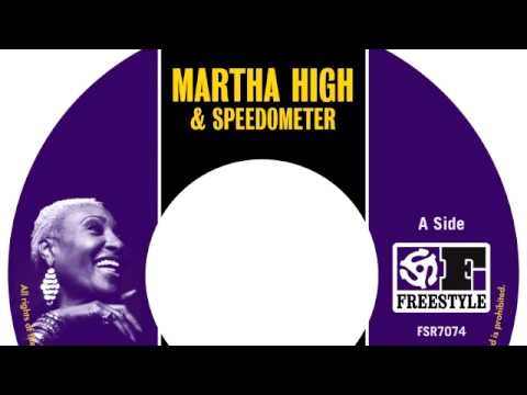 Martha High - I'd Rather Go Blind [Freestyle Records]