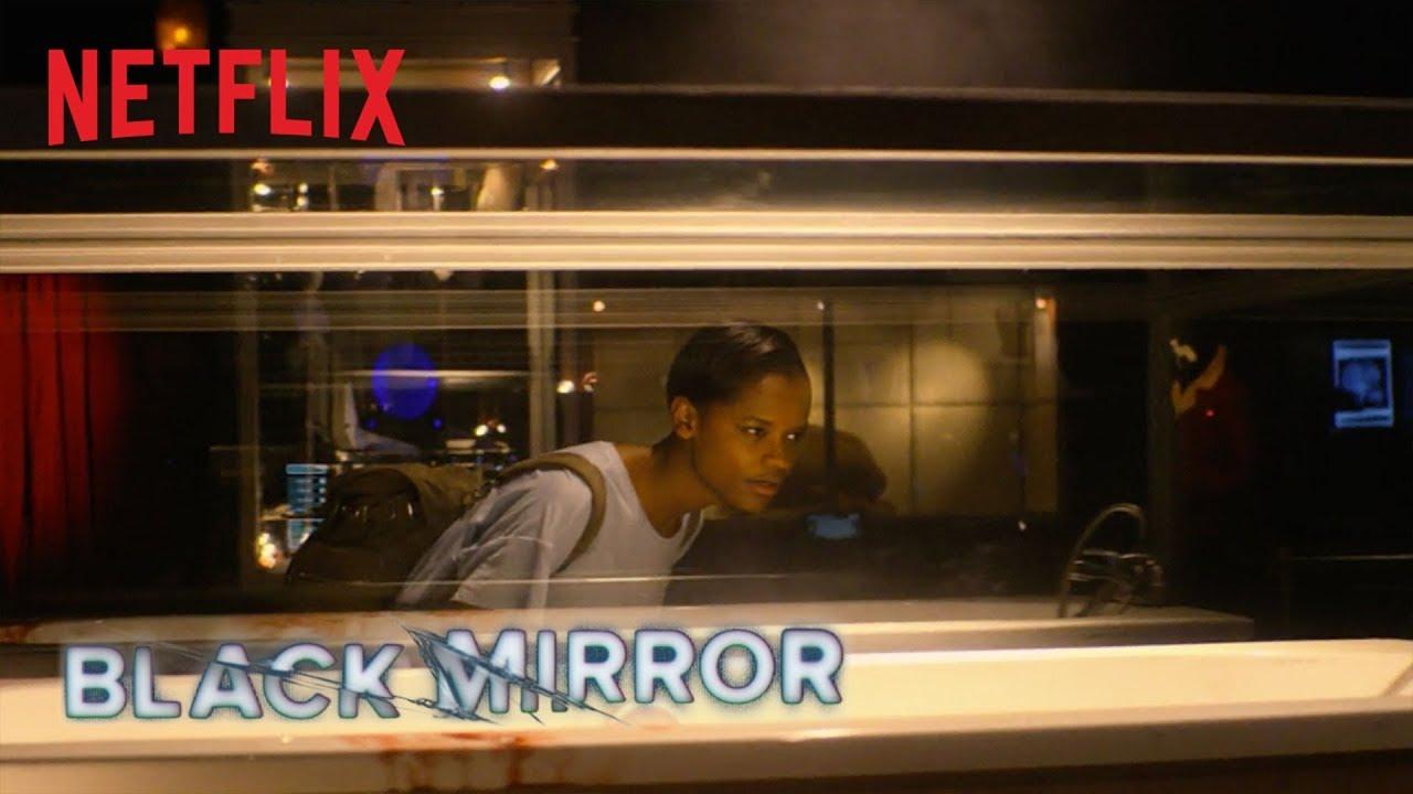 Black Mirror - Black Museum | Official Trailer [HD] | Netflix