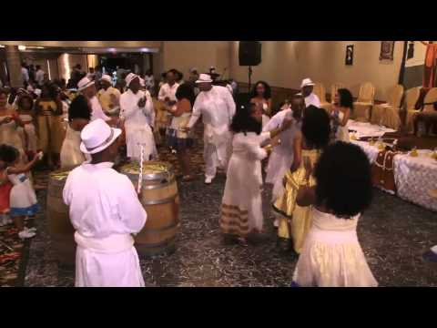Eritrean Wedding 2014 (Canada) - Dave and Yodit Korchach Dance