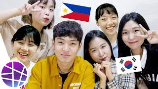 Video What Koreans think about living in the Philippines | EL's Planet MP3, 3GP, MP4, WEBM, AVI, FLV April 2019