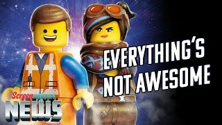 Is the LEGO Franchise Falling Apart? - Charting with Dan! by Clevver Movies