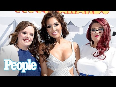 Teen Mom OG: Caitlynn Baltierra & Amber Portwood Open Up About Farrah Abraham   People NOW   People