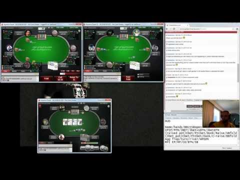 PLO - Please register for free: http://www.pokerimania.com/forum/ to follow the next live broadcast and join the conversation on our own chat! We have coaches for ...