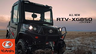 1. Introducing the new RTV-XG Sidekick - Winter