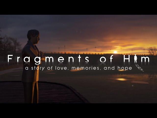 Видео к игре Fragments of Him
