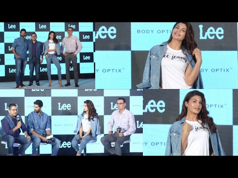 Lee Jeans Unveiled Jacqueline Fernandez as Their Brand Ambassador