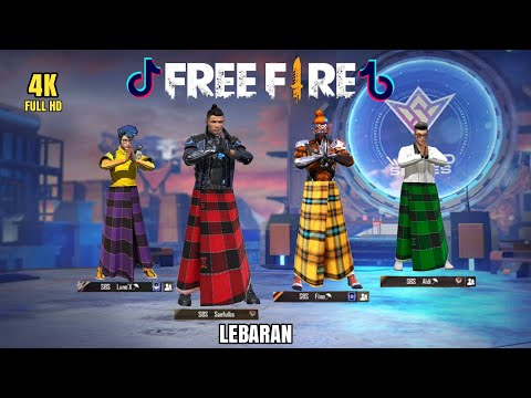 Tik Tok Free Fire ( Tik tok ff ) Lebaran,Kreatif,Lucu,Menghibur,Pro SG 2,Sultan,Pro Kla
