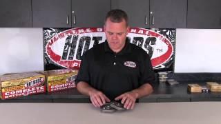 8. Hot Rods Crank Web sets
