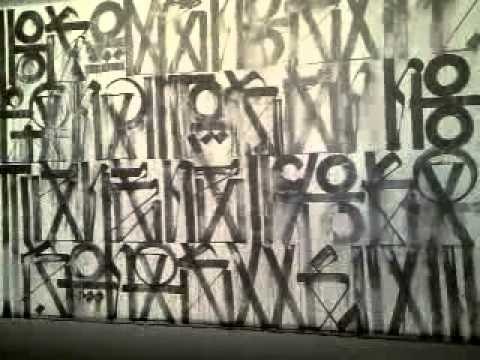 Video | RETNA in London a walkthrough