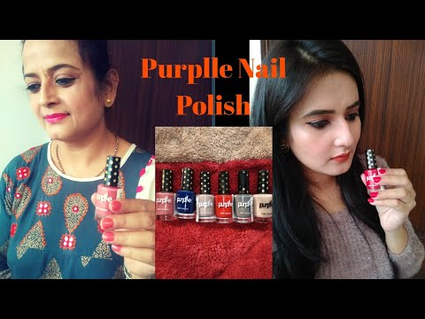 Gel nails - Purplle Nail Polish  Gel Nail Polish  SWATI BHAMBRA