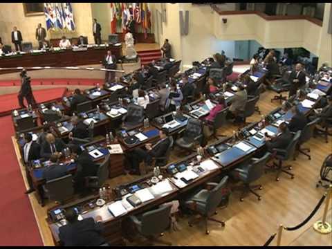 PNC, GANA, FMLN y PDC aprobaron Presupuesto General de la Nación 2017