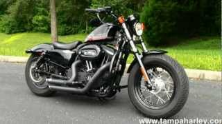 9. Used 2010 Harley-Davidson Sportster Forty Eight XL 1200X
