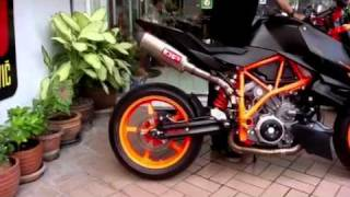 6. HP CORSE KTM 990 SUPERDUKE By TPmotorcycle THailand
