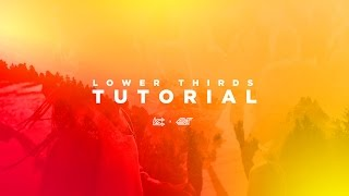 "Learn how to make your very own custom clean & simple animated lower thirds/social media shoutouts using Adobe Photoshop CC and Adobe After Effects CC using this easy to follow tutorial for beginners! Devil Cube and I go through color schemes, font/text, logos, location, transitions and more. FREE Lower Third Template: https://sellfy.com/p/Lpo6Devil Cube: https://www.youtube.com/devilcubetutorialsRealSmart Motion Blur: http://revisionfx.com/products/rsmbNexaLight/Bold: http://www.fontfabric.com/nexa-free-fontLongHaul: http://www.dafont.com/longhaul.fontMy Website: http://steven-van.comAdd me on Snapchat! (theStevenVan)Never miss an upload. https://www.youtube.com/stevenvan?sub_confirmation=1Discord Community Channel: https://discord.gg/3fxm3pjFacebook Community Group: https://www.facebook.com/groups/teamvanFacebook Community Chat Room: http://bit.ly/TeamVanChatRoomMy Gear: https://kit.com/stevenvanSellfy: https://sellfy.com/stevenvanTwitter: https://www.twitter.com/@stevenvan_Instagram: https://www.instagram.com/stevenvan_Snapchat: https://www.snapchat.com/add/theStevenVanMedium: https://medium.com/@stevenvan_Facebook: https://www.facebook.com/theStevenVanPeriscope: http://periscope.tv/stevenvanSoundcloud: https://soundcloud.com/stevenvaniTunes: https://itunes.apple.com/podcast/vancast/id1234121771Google Play Music: https://play.google.com/music/listen?u=0#/ps/Iq4h6sig3mbosll5g6qol4llk2yDonate: https://www.paypal.me/theStevenVanWebsite: http://steven-van.com#TeamVAN:CautionZero: https://www.youtube.com/channel/UCC9PQ0JLYTlmGMNa8dpL59QClamarmic: https://www.youtube.com/clamarmicdesignsExtonGraphics: https://www.youtube.com/ExtonGraphicsTechHow: https://www.youtube.com/techhowKIMoFy: https://www.youtube.com/KIMoFyMuaaz: https://www.youtube.com/muaazTreat Studios: https://www.youtube.com/channel/UC7MVK7IoGgGmIaoO_LG4MywMusic: 'CHASE' Freestyle Rap Beat - Old School Hip Hop Rap Beat InstrumentalInstrumental Produced by Chuki Beatshttps://www.youtube.com/chukimusicIntro & Outro Designer: https://www.youtube.com/ExtonGraphicsBusiness Related Inquiries: StevenVanYT@gmail.comIf you've read this far down, comment below ""Devil Cube is the man""-~-~~-~~~-~~-~-NEW VIDEO is LIVE - Revzy - The Steven Van Song (Official Audio)https://youtu.be/ZnmdZX8ojv4-~-~~-~~~-~~-~-"