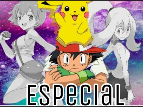 {ASH} Misty/May/Dawn/iris/Serena/Latias/Bianca/Anabel/Angie/Miette/Korrina/ AMV♥