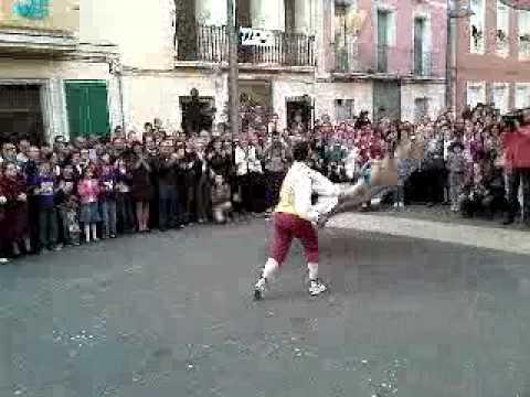 El ball de la bandera de Sant Marc de Beniarjó