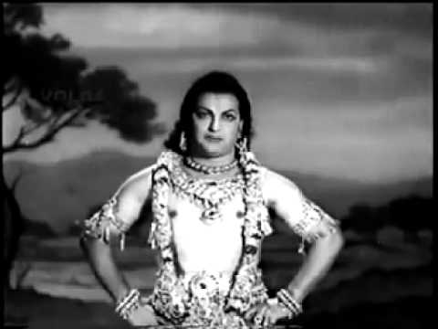 Video krishna challenge to gandharva raja in ntr sri krishnarjuna yuddam download in MP3, 3GP, MP4, WEBM, AVI, FLV January 2017
