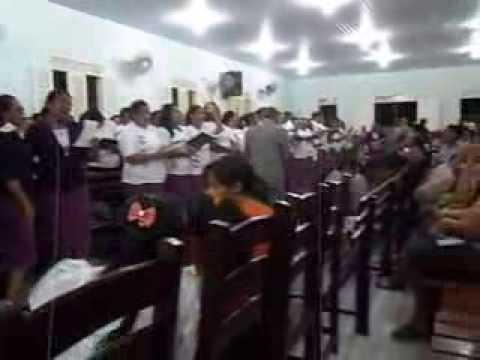 Congresso de Mulheres da Assembleia de Deus em Pitimbu Pb.