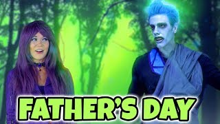 DESCENDANTS 3 MAL'S DAD IS IT HADES? (Totally TV Preview Parody)