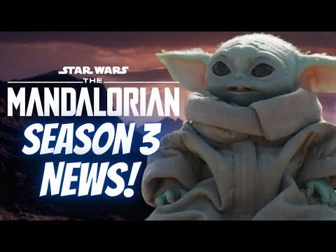 The Mandalorian Season 3 NEWS | Exciting Rumor, The Book of Boba Fett Speculation & The Acolyte!