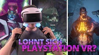 Wieso sich Playstation VR nach 2 Jahren tatsächlich lohnt: 12 Spiele, die begeistern