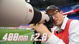 Video Sony 400mm f2.8 SMOKES the Nikon & Canon, BUT.... MP3, 3GP, MP4, WEBM, AVI, FLV Juli 2018