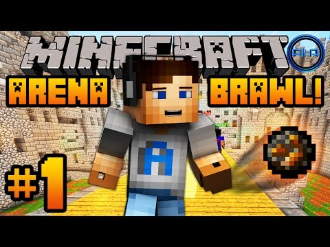 Brawl - Minecraft ARENA BRAWL - AWESOME new mini game! :D ○ Minecraft MINERWARE #1 - http://youtu.be/Euarpk9PV4U ○ Minecraft PIXELMON #17 - http://youtu.be/_c5_zRIPD...