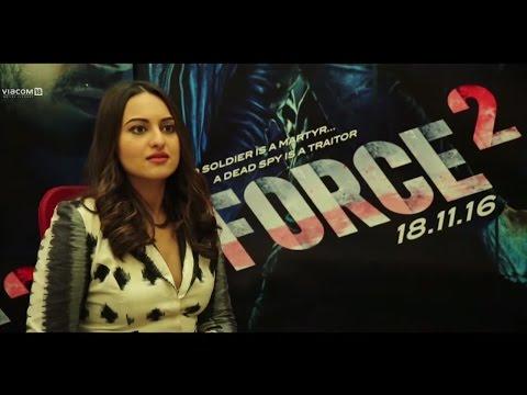 Force 2 Behind The Scenes Sonakshi Sinha