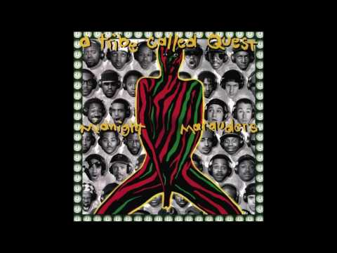 A Tribe Called Quest - Midnight Marauders (Full Album) [HD]