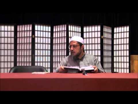 شرح معارج القبول شرح سلم الوصول للحكمي-١٤