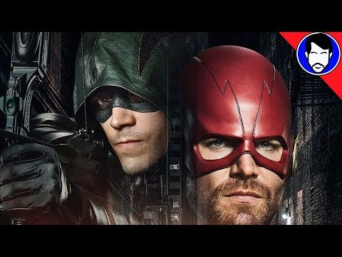 Oliver Queen Is The FLASH?? - Elseworlds Crossover - The Saturday Morning Show Q&A
