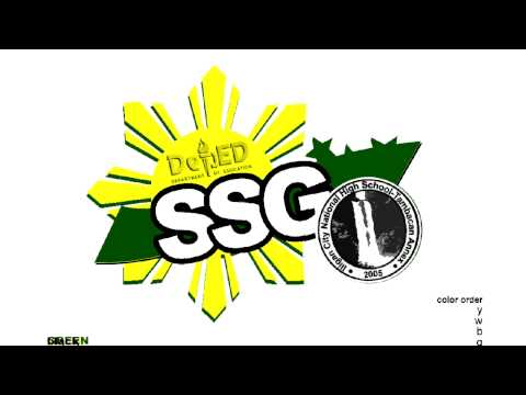 ILIGAN CITY NATIONAL HIGH SCHOOL-TAMBACAN ANNEX: SSG T-Shirt