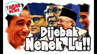 Video Jokowi Dijebak Soal Ma'ruf, Dijebak Nenek Lu! MP3, 3GP, MP4, WEBM, AVI, FLV Desember 2018