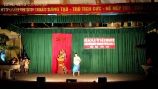 Văn Nghệ 18-11-Quê Tôi múa đơn