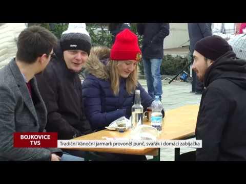 TVS: Bojkovice - Vánoční jarmark