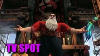 Rise of the Guardians 'Legend' TV Spot