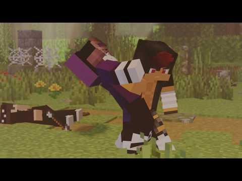 """ Neffex Fight Back !"" - A Minecraft Music Video ♪"