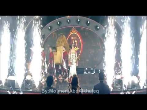 """أحلام تدخل مسرح Arab Idol على """"عجلة حربية"""""""