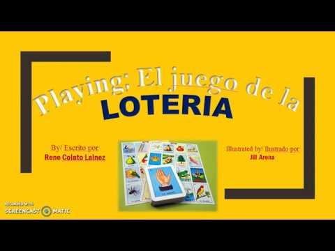Playing: El juego de la LOTERIA